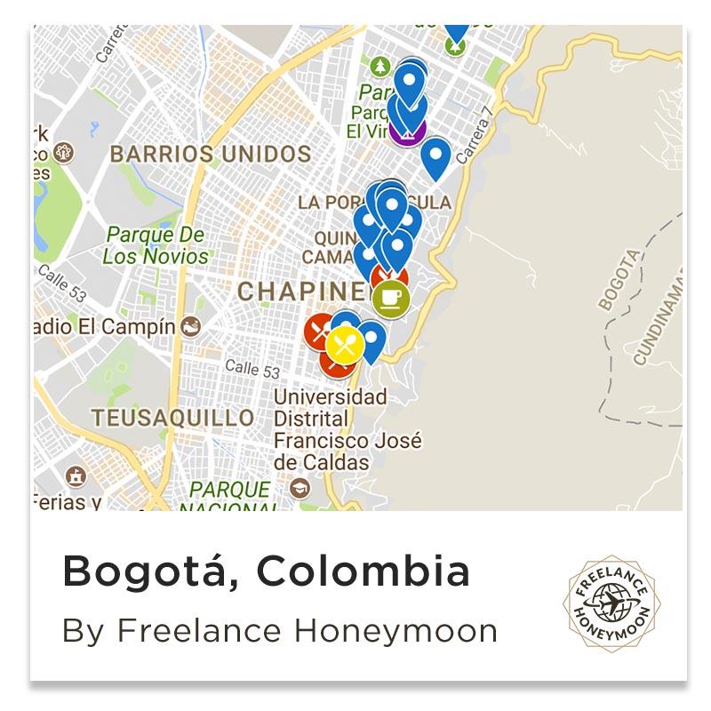 Things to do Bogota